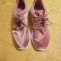 Nike Roshe One Gs Athletic Shoes Sneakers Girl's 4y Elemental Pink New Photo