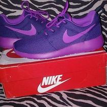 Nike Roshe Run Purples Photo
