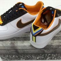 Nike  Rt Riccardo Tisci Givenchy Air Force 1 sz.7 Eur 40 Low Top Sneaker Yeezy  Photo