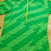 Nike Running Dri-Fit  Element Fleece Green Small S Photo