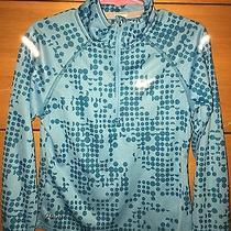 Nike Running Element Dri Fit Zip Pullover Youth Girls Xs  Photo