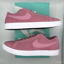 Nike Sb Blazer Vapor Elemental Pink Size 10.5 Brand New 878365-600 Photo