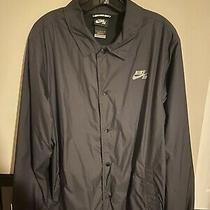 Nike Sb Coaches Jacket Size Large  Photo
