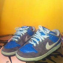 Nike Sb Dunk Low Aqua Chalks Size 8 8/10 Photo