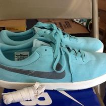 Nike Sb Koston 1 Aqua Sz 11.5 Vnds Janoski Prod Bears Pee Wee Hupper Photo