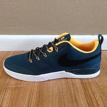 Nike Sb Project Ba R/r Brian Anderson Shoes 654892-308 Nightshade Mango Mens 13 Photo