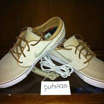 Nike Sb Stefan Janoski Reed/stone Sizes 9.5 or 10  Photo