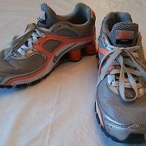 Nike Shox Turbo 9 Running Shoes. Woman's Size 8 1/2 Photo