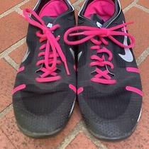 Nike Size 7.5 Womens Lunar Element Training Sneakers Euc Photo