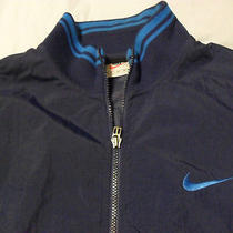 Nike Sports Blue Jacket Photo