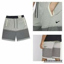 Nike Sportswear Tech Pack Knit Shorts Fossil Ar1587-238 Mens Size Xs Photo