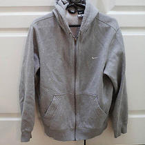 Nike Sweater Heather - Iphone/headphone Cable Mangement - Hoody Running Training Photo