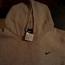 Nike Sweatshirt Cotton Hoodie Boys Large  Photo
