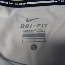 Nike T-Shirt Nwt Dri-Fit  Size Large Em 101 Photo