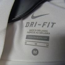 Nike T-Shirt Nwt Dri-Fit  Size Medium Em 103 Photo