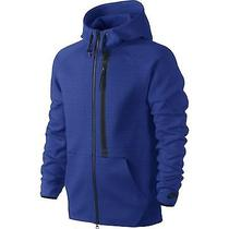 Nike Tech Fleece Full Zip Hoodie Men's Medium/ Blue 150 Photo