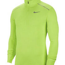 Nike Therma Sphere Element 3.0 Running Top Volt Reflective Size Lrg Bv4713-010 Photo
