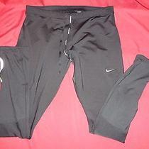 Nike Thermal Element Mens Running Tights Pants Black Size 3xl 480885-010 Photo