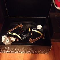 Nike Tisci Hi Black Photo