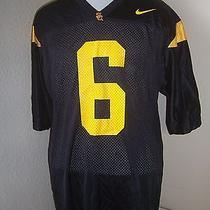 Nike Usc Trojans 6 Men's Large L Jersey College Football Photo