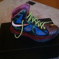 Nike (What the Lebron )4.5 Never Worn  Photo