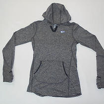Nike Women's Element Running Hoodie Heather Charcoal Size Xs New Photo