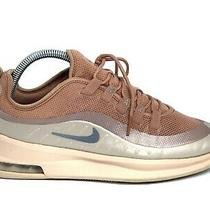 Nike Womens Air Max Axis Aa2168-201 Terra Blush Running Shoes Lace Up Size 8.5 Photo