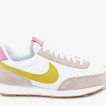 Nike Womens Daybreak Running Shoes Fossil White Pink Shoes Size 7.5 Classic Photo