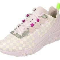 Nike Womens React Element 55 Running Trainers Cn0146 Sneakers Shoes 500 Photo