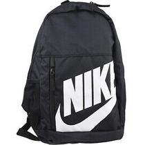 Nike Y Elemental Backpack Ba6030-013 Backpack Black Unisex Polyester Photo