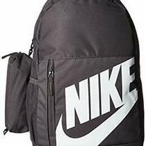 Nike Youth Elemental Backpack - Fall'19 Thunder Grey/thunder Grey/white Misc  Photo