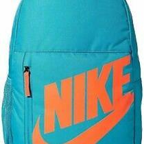 Nike Youth Elemental Backpack Unisex Teal Book Bag Nwt Photo
