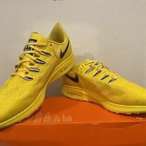 Nike Zoom Pegasus 36 Cody Hudson Size 10 Yellow With replac.box (Box Top Cutoff) Photo