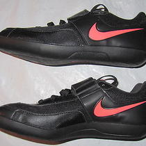 Nike Zoom Rival Sd Rotational Shot Put Discus Shoes Mens 414532-060 Sz 9.5 Photo