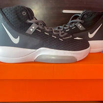 Nike Zoom Rize Tb Promo Team Black Mens Basketball Sneakers Size 8.5 Nib Photo