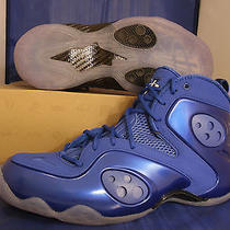 Nike Zoom Rookie Memphis Blues Game Royal Blue Sz 11 ( 472688-403 ) Photo