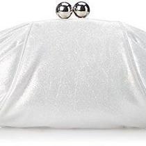 Nina Aiko Evening Bag Silver One Size Photo
