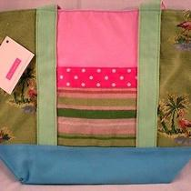 Nina Campbell Woolen Needlepoint Tote Bag Exclusively for Katha Diddel Handmade Photo
