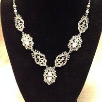 Nina 'Celine' Pave Crystal Y-Necklace 150 Photo