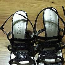 Nina Elements Size 7 Brown Sandals Photo