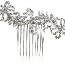 Nina H-Caleigh Caleigh Made With Swarovski Crystal Hair Comb Photo