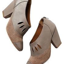 Nina Payne Teardrop Toecap Grey Boots Photo
