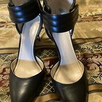 Nine West Ankle Strap Classic Heels Size 7 Photo
