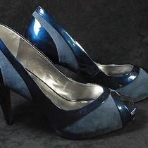 Nine West Blue Panout Photo