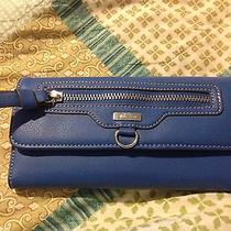 Nine West Blue Wallet Free Gift Photo