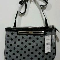 Nine West Gifting Crossbody in Shine Show Nwt Retails 49.00 Photo