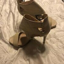 Nine West Ivory Cream Heels - Size 8.5 - New Photo