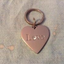 Nine West  Love Heart Keychain Photo