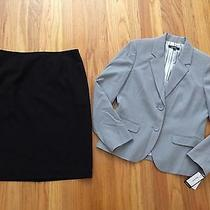 Nine West Skirt Suit - Size 8 - New Photo