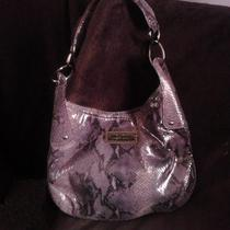 Nine West Snakeskin Purse Lovely Photo